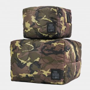 Camouflage Pouch / Makeup Bag