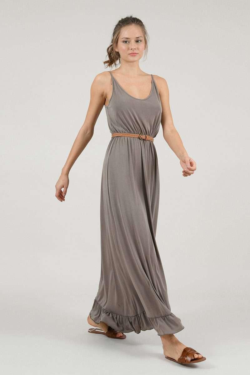 Khaki Cool Dress