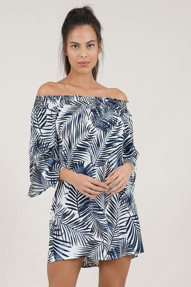 Tropical Chic Tunic