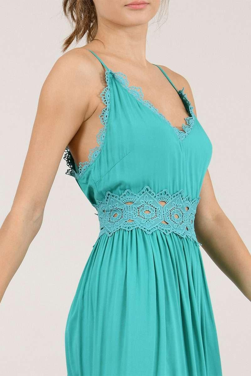 Aqua Babe Dress
