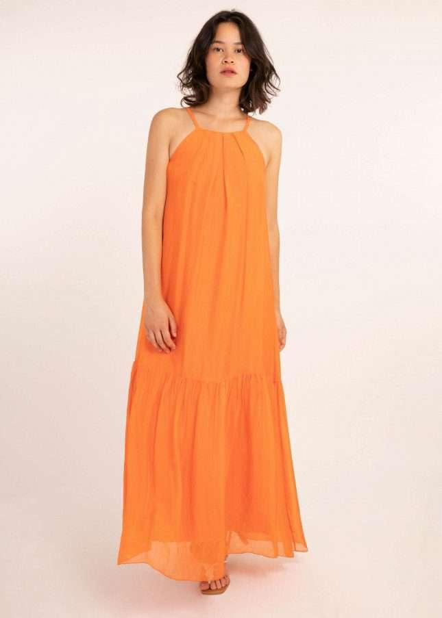 Dress Atika Orange